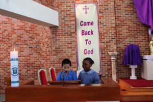 St Brendan's Catholic Primary School Central Bankstown School Life Catholic Identity Religious Life